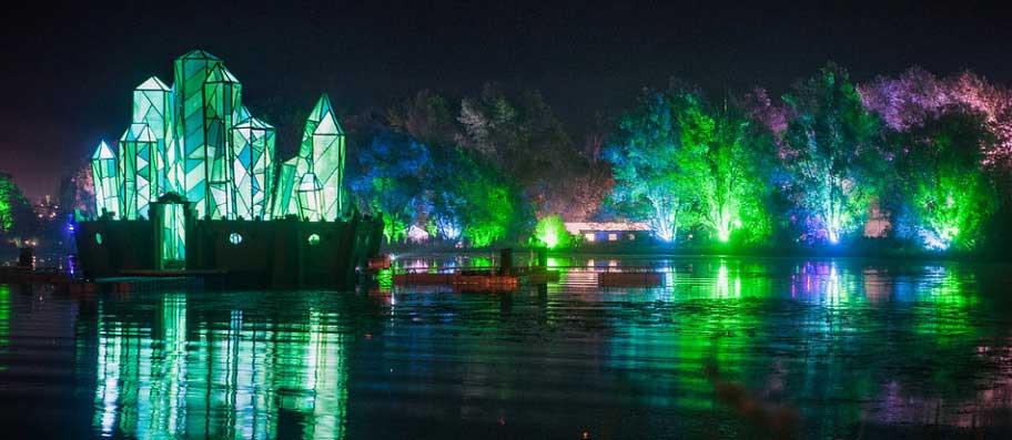 The-Secret-Garden-Party-festival.-tree-lighting.-Credit---Powerline
