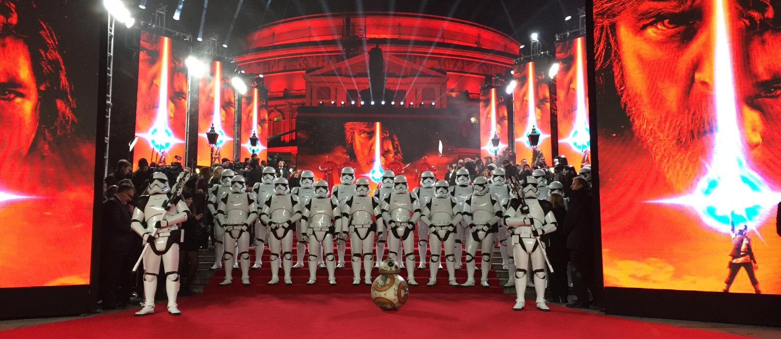 Star Wars Premier 2018